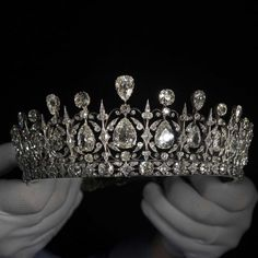 GABRIELLE'S AMAZING FANTASY CLOSET | The spectacular Fife Tiara, made in 1887 for Queen Victoria's granddaughter Princess Louise, Duchess of Fife.