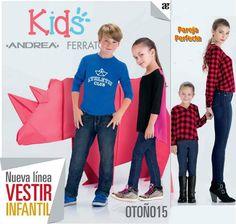Catalogo Digital Andrea Infantil Otoño 2015