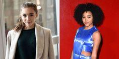 Amandla Stenberg and Rowan Blanchard Named Feminist Celebrities of the Year  - Seventeen.com