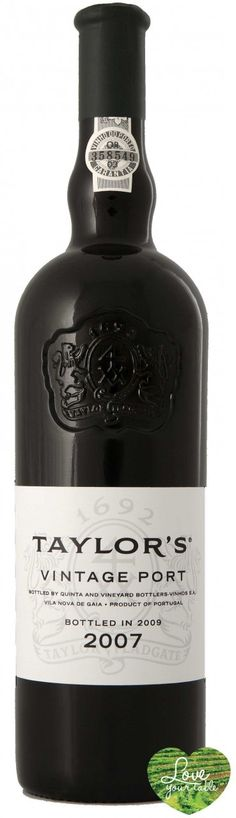 Love Your Table - Taylor's Vintage Port Wine 2007, €76,49 (http://www.loveyourtable.com/Taylors-Vintage-Port-Wine-2007/)