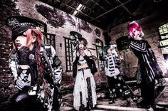 VK Band Rides In ReVellion at Anime U.S.A.