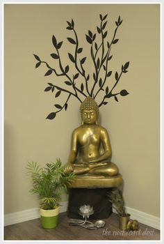 Contemporary interpretation of the Bodhi tree
