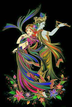Radhe~Krishna