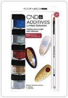 CND Creative Nail Design Additives Twinkle Collection 5 Ultra Fine Nail Glitters