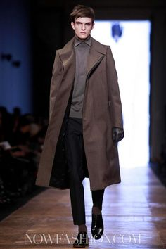 Cerruti Menswear Fall Winter 2013 Paris