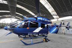 Grupamento Aeromóvel (GAM) da Polícia Militar Estado do Rio de Janeiro.