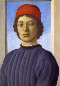 Giovanni de' Medici (1467-1498), later known as il Popolano, was an Italian nobleman of the Medici House of Florence. He was the son of Pierfrancesco di Lorenzo de' Medici, and therefore a member of a secondary branch of the family.