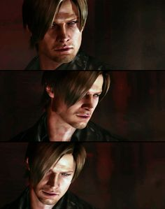 Leon Faces by living-end on DeviantArt