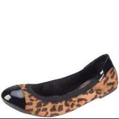 Leopard Print Dexflex Comfort Flat size 7.5 Pre loved leopard print flats super comfy size 7.5 dexflex comfort Shoes Flats & Loafers