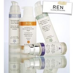 REN products for perfect skin  #beauty #skincare #ren