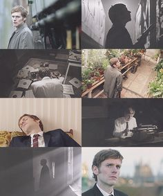 Endeavour — Season 2 premieres in our Masterpiece time slot June 29! #AETN #BeMore