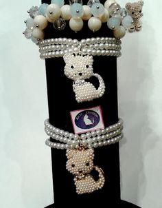 Κάτι Όμορφο Bracelet Watch, Watches, Bracelets, Accessories, Clocks, Clock, Bracelet, Bangles, Bangle