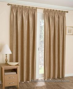 Gold Curtains For Bedroom