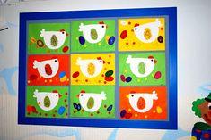 Výsledek obrázku pro Základní škola - jarní výzdoba školy Calendar, Holiday Decor, Frame, Home Decor, Photos, Easter Activities, Picture Frame, Decoration Home, Room Decor