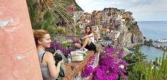 Explore the Cinque Terre on Day 10 of the Rick Steves Best of Italy in 17 Days tour.