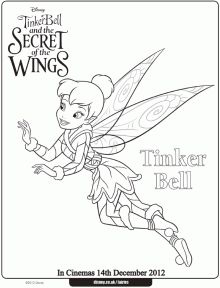 Disney Secret Of The Wings Winter Fairy Free Printables Activities And Coloring Pages