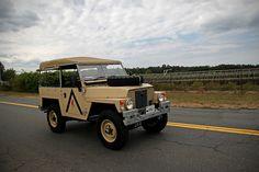 1973 Land Rover Series III 1/2 ton