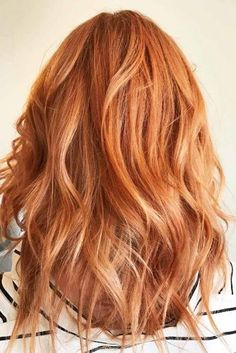 Today Is The Day To Say Yes To Strawberry Blonde Hair ★ See more: http://glaminati.com/strawberry-blonde/