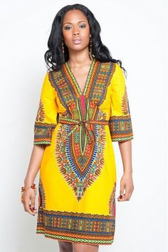 African fashion i need to dress up more