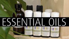 Favorite Essential Oils + How I Use Them