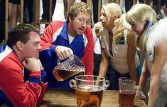 Drinking Game: How to Have Your Own Beer Olympics   Bro Code, Hot Girls, Funny Stories and Videos, Frat Music, College Stories, Sports News and Videos - BroBible.com