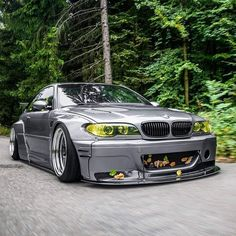 Custom Chevy Trucks, Custom Cars, E46 Sedan, Bmw Motorsport, Bmw Touring, Bmw E38, Wide Body Kits, Bmw Wallpapers, Bmw Series