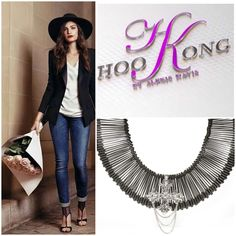 Take on the day tomorrow in BOLD, beautiful style! #HKStyle www.Hoo-Kong.com