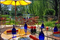 The Rat Restaurant - Grounds for Sculpture, Trenton, NJ....I really want to go here.