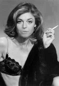 Anne Bancroft as Mrs. Robinson, The Gratuate (1967)