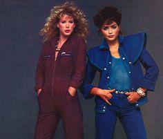 Saint Germain, American Vogue, November 1982.