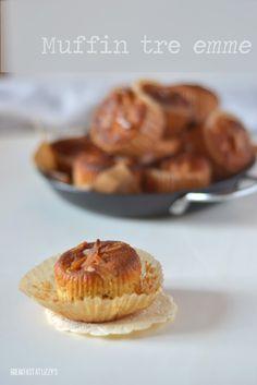 breakfast at lizzy's: Muffin tre emme (Mele-Miglio-Mandorle)