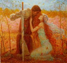 La Belle Dame Sans Merci by Marc Fishman, 2002