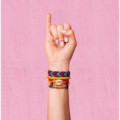 Hipanema Good Statement   #Cuff £39 #Friendship bracelets