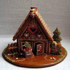 Hansel & Gretel Gingerbread!