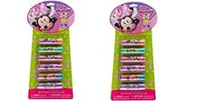 Minnie Mouse Lip Balm Fruity Flavor Set x 2 Disney Makeup, Calming, Stocking Stuffers, Lip Balm, Cool Things To Buy, Minnie Mouse, Desk, Amazon, Cool Stuff To Buy
