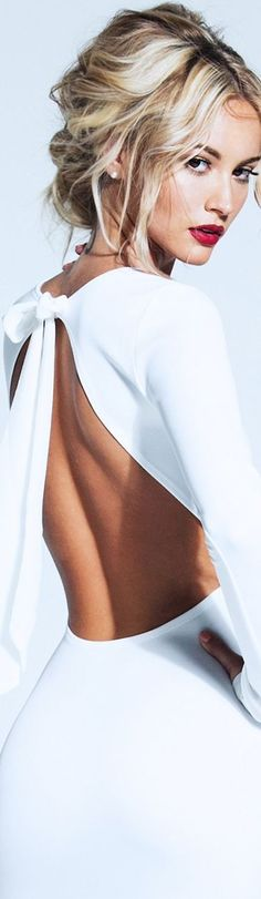 Vestido de novia ideal para la playa este 2014 #BodaTotal