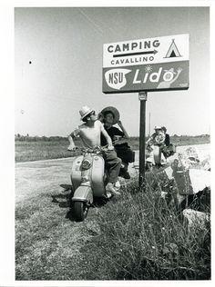 Road to NSU Lido!