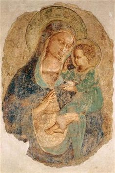 Madonna and Child - Fra Angelico