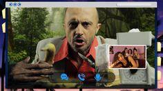 Una ragazza francese emigra e comunica con la sua famiglia tramite il web. #MamáPonLaWebcam #RWF