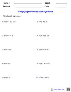 math worksheet : worksheets and math on pinterest : Multiplying ...