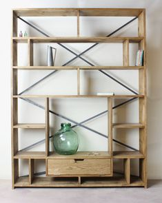 Compartment Shelving by Konk!