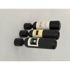 Vinreol til væg - unikt vinophæng designet til opbevaring af vin. set på www.basicelements.dk