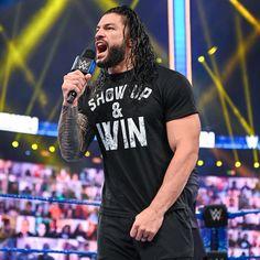 WWE Photo Roman Reigns Wwe Champion, Wwe Superstar Roman Reigns, Wwe Roman Reigns, Wrestling Outfits, Roman Regins, Wrestling Videos, Wwe Champions, Wwe Photos, Professional Wrestling