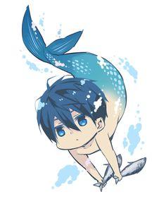 Free! Iwatobi Swim Club Haru Nanase // Free!