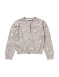 Mango Kids Star cardigan