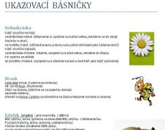 Básničky s pohybem Preschool Themes, Kids And Parenting, Worksheets, Children, 4 Years, Google, Catalog, Kids, Sons