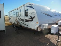 2013 #KEYSTONE PASSPORT 2910BH Located on I-90 in Summerset, South #Dakota, in between #RapidCity and #Sturgis. #Campers & #RV