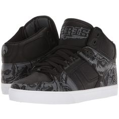 Osiris NYC83 VLC (Maxx242/Tres) Men's Skate Shoes ($53) ❤ liked on Polyvore featuring men's fashion, men's shoes, men's sneakers, mens lace up shoes, mens sneakers, mens skate shoes, osiris mens shoes and mens shoes