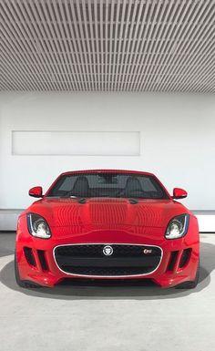 Visit The MACHINE Shop Café... ❤ Best of Jaguar @ MACHINE ❤ (2015 Jaguar F-type R Coupé)