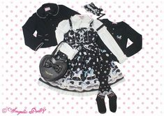 angelic pretty Candy Sprinkle Special Sets